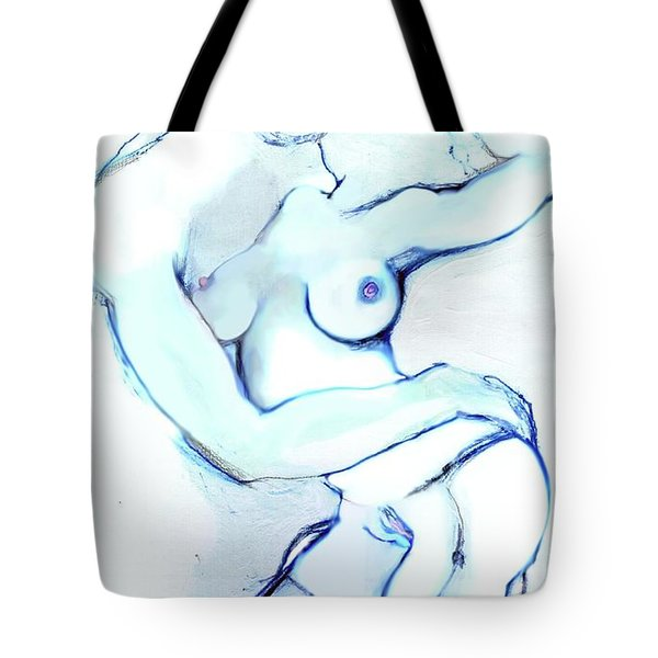 The Kiss - Loving Couple Tote Bag