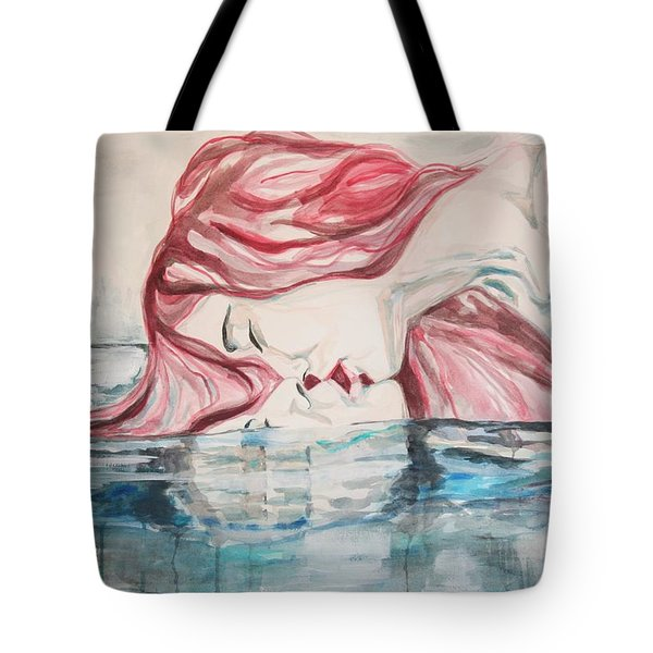 The Kiss Of Life Tote Bag