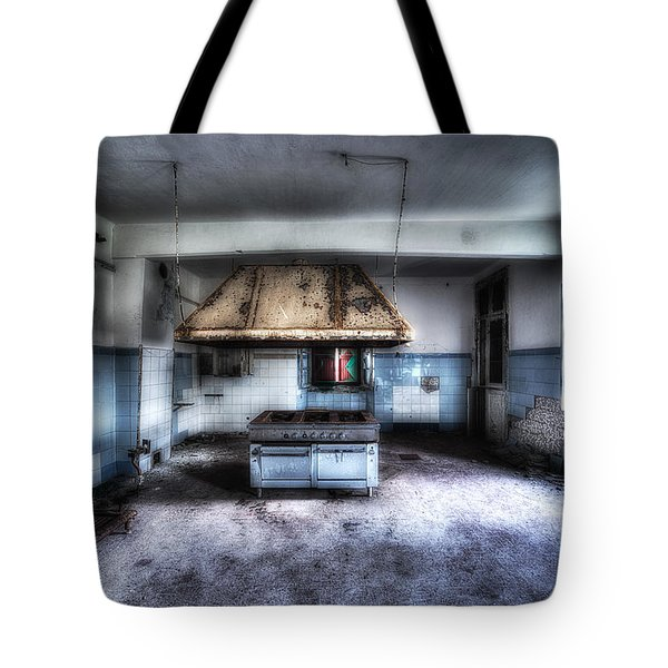 The Kitchen - La Cucina Tote Bag