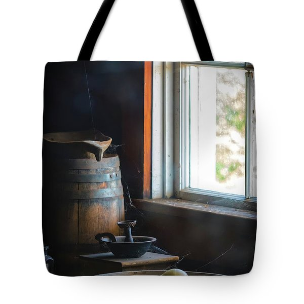 The Kitchen Window Tote Bag