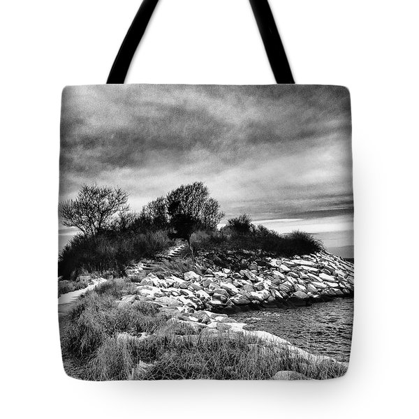 The Knob Bw January 2016 Tote Bag