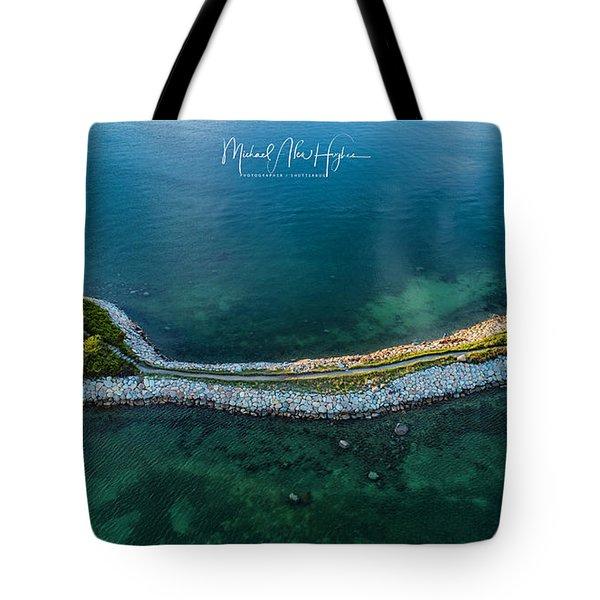 The Knob Tote Bag