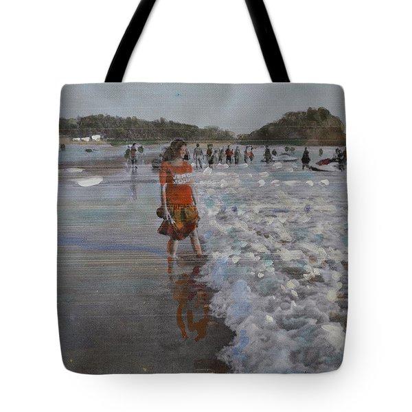 The Konkan Beach Tote Bag by Vikram Singh