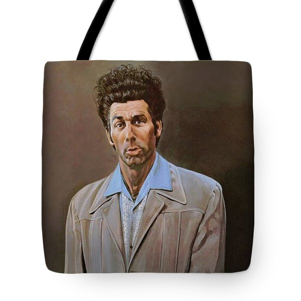 The Kramer Portrait  Tote Bag