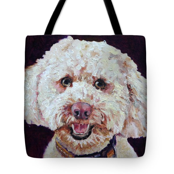 The Labradoodle Tote Bag