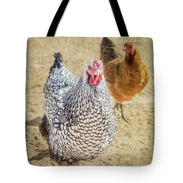 The Ladies Tote Bag