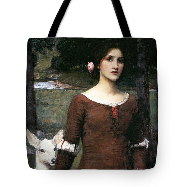 The Lady Clare Tote Bag