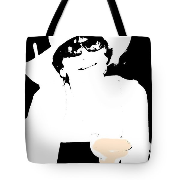 The Lady Loves A Margaretta Tote Bag