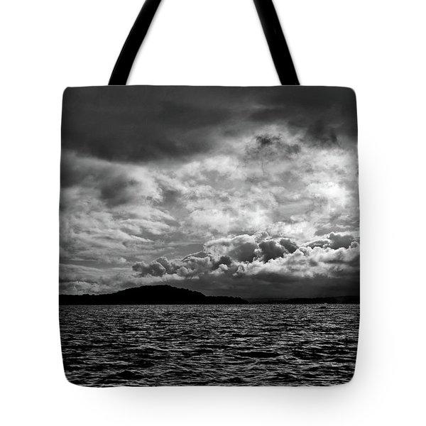 The Lake Tote Bag by John K Sampson