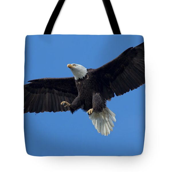 The Landing Tote Bag