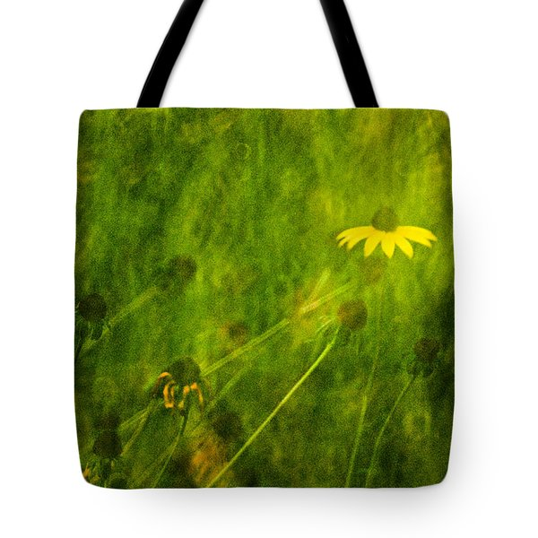 The Last Black-eyed Susan Tote Bag