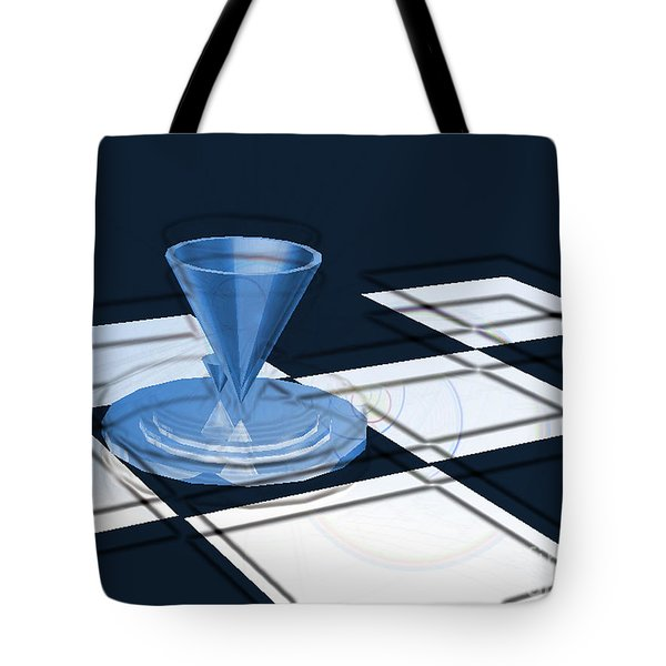The Last Chess Pawn Tote Bag