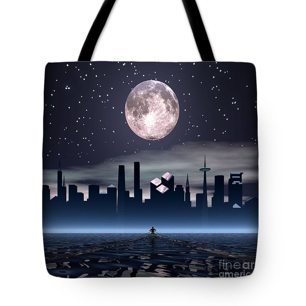 The Last Citizen Tote Bag