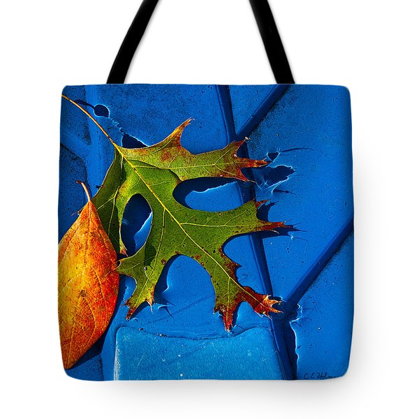 The Last Dance Tote Bag by Christopher Holmes