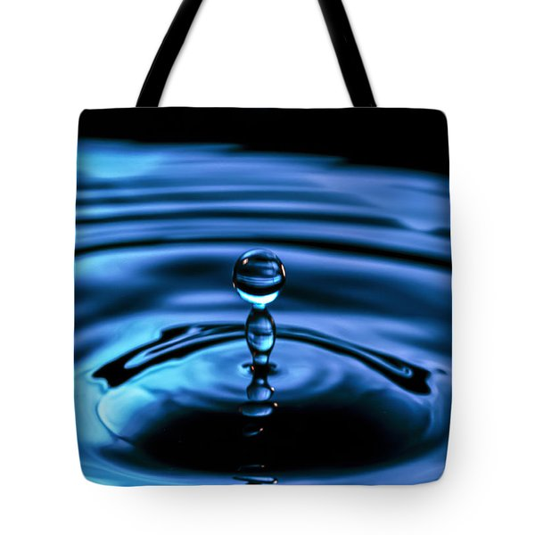 The Last Drop Tote Bag by Marlo Horne
