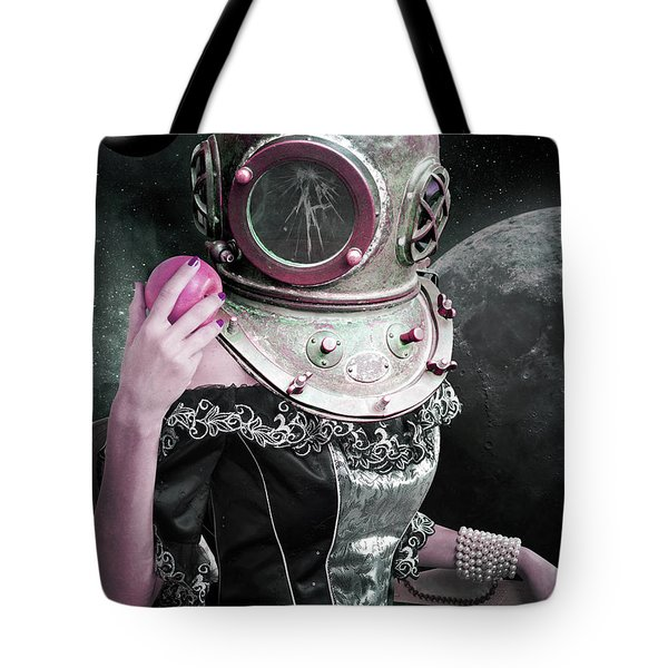 The Last Eve  Tote Bag by Mihaela Pater