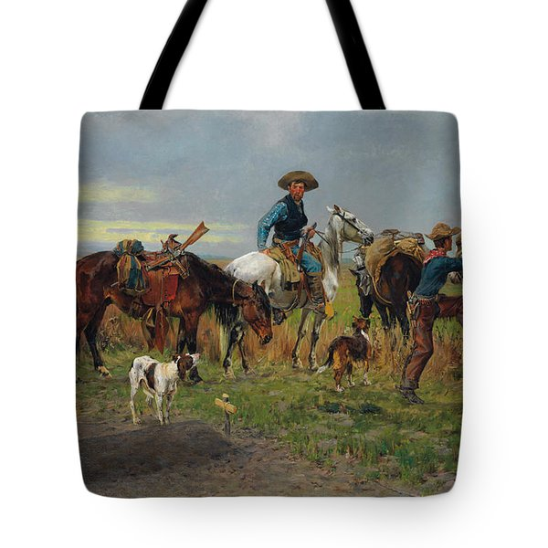 The Last Farewell Tote Bag