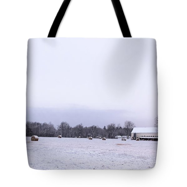 The Last Farm... Tote Bag