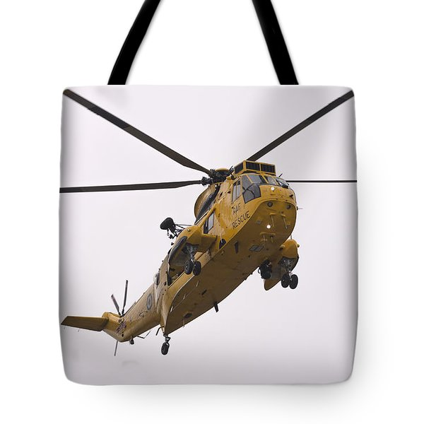 The Last Final Approach Tote Bag by David  Hollingworth