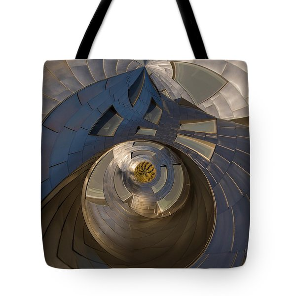 Tote Bag featuring the photograph The Last Garden by Alex Lapidus
