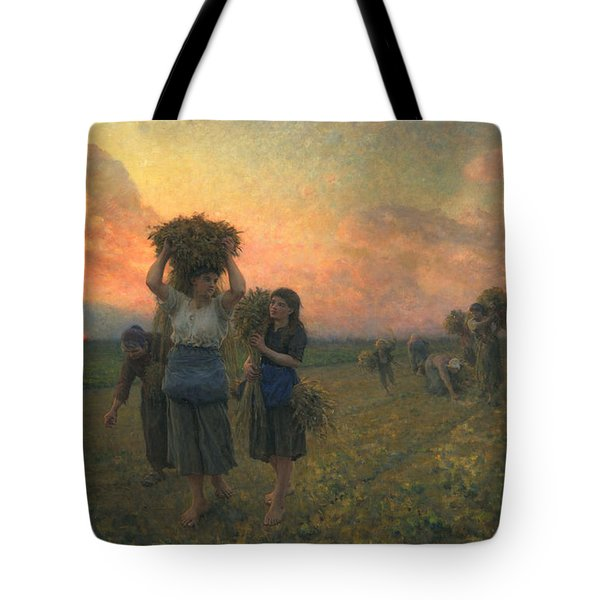 The Last Gleanings Tote Bag