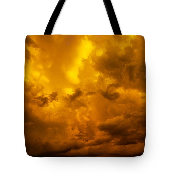 The Last Glow Of The Day 008 Tote Bag