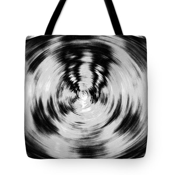 Tote Bag featuring the digital art The Last Good Bye by Sir Josef - Social Critic - ART