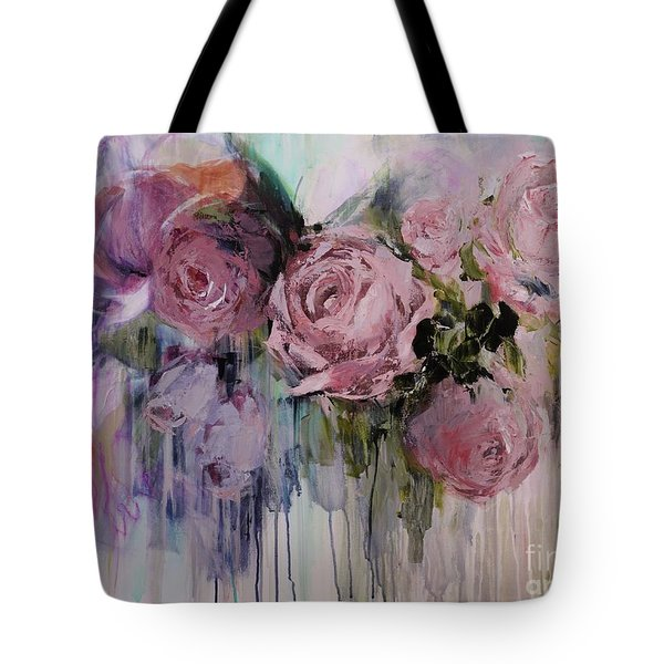 The Last Of Spring Painting Tote Bag