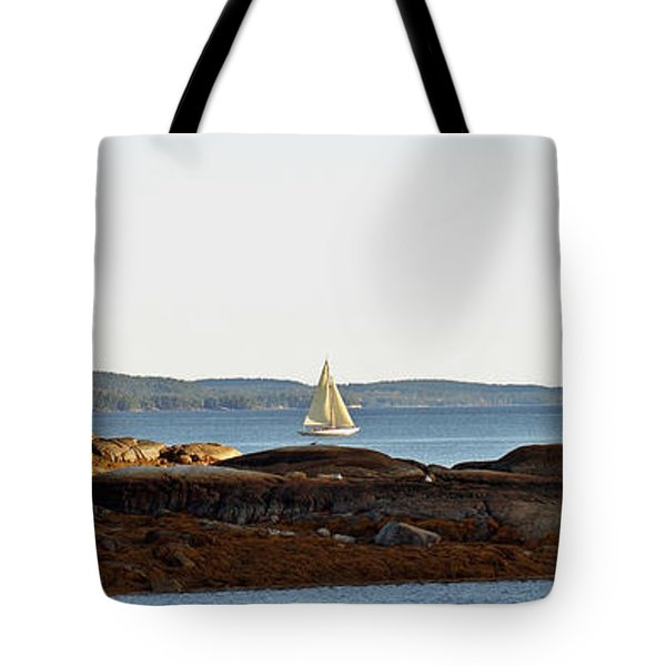 The Last Sail Tote Bag