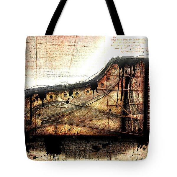 The Last Sonata Tote Bag