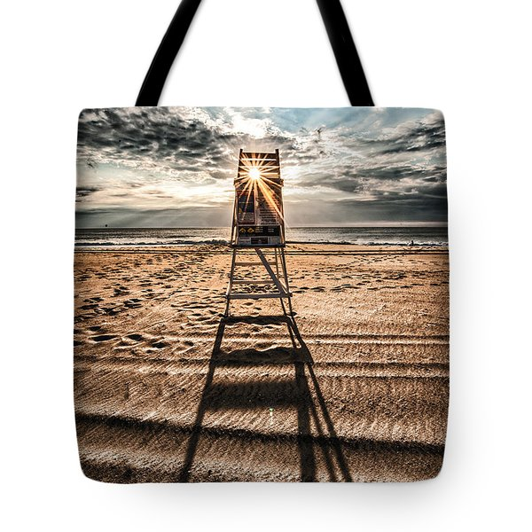 The Last Stand Tote Bag by Jim Moore