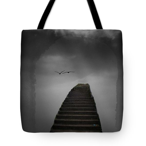 The Last Steps Tote Bag