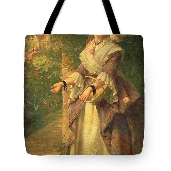 The Last Summer Days Tote Bag by Thomas Brooks