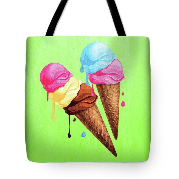 The Last Taste Of Summer Is The Sweetest Tote Bag