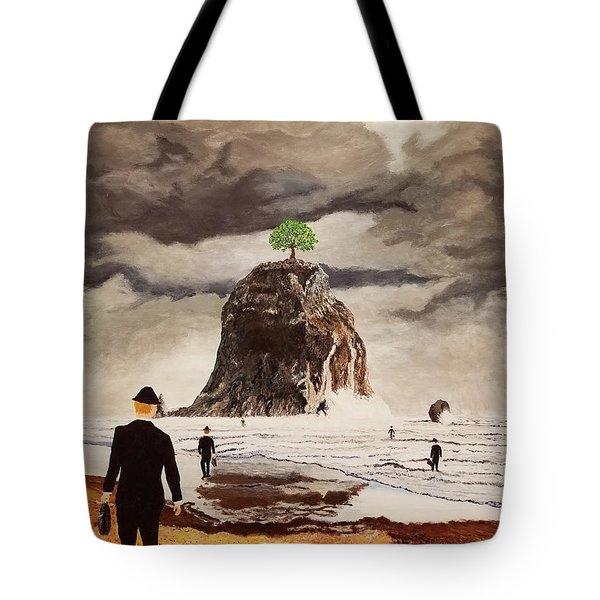 The Last Tree Tote Bag