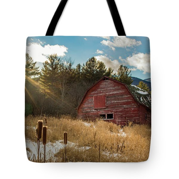 The Last Winter Tote Bag