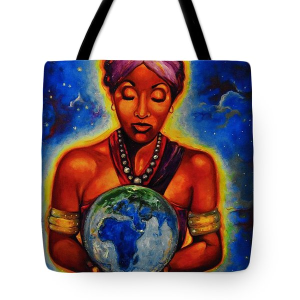 The Law Of Attracion Tote Bag by Emery Franklin