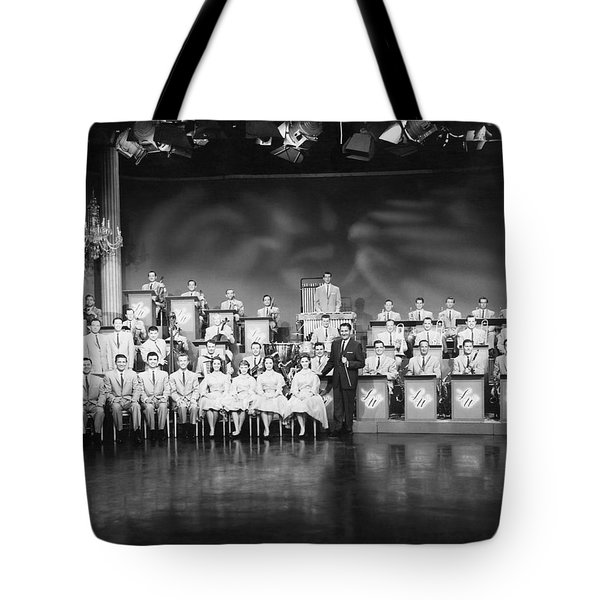 The Lawrence Welk Show Tote Bag