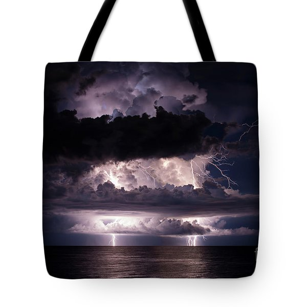 The Levels Tote Bag