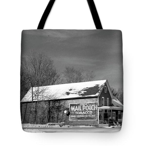 The Layton Country Store Tote Bag by Nicki McManus