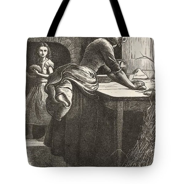 The Leaven Published Tote Bag