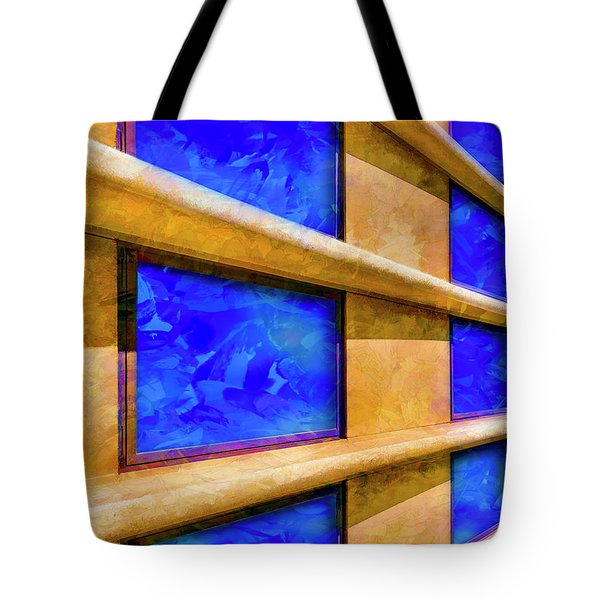The Ledge Tote Bag by Paul Wear