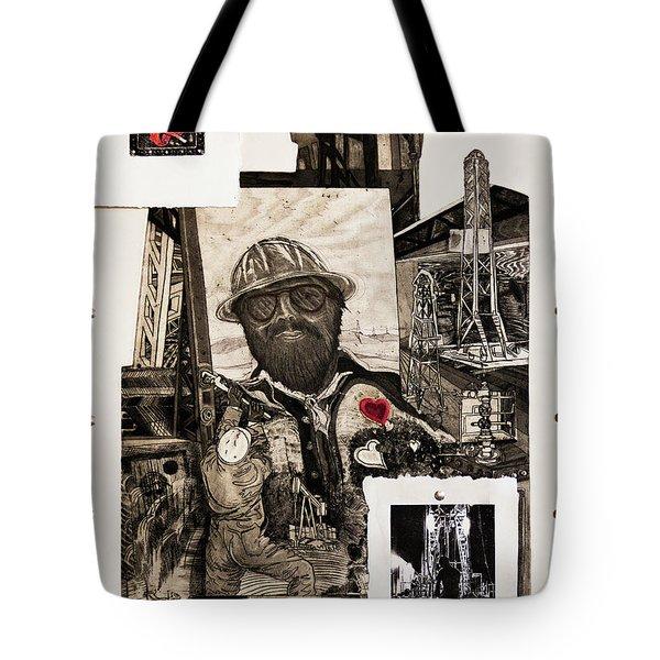 The Legend Of Riggo Maddix Tote Bag