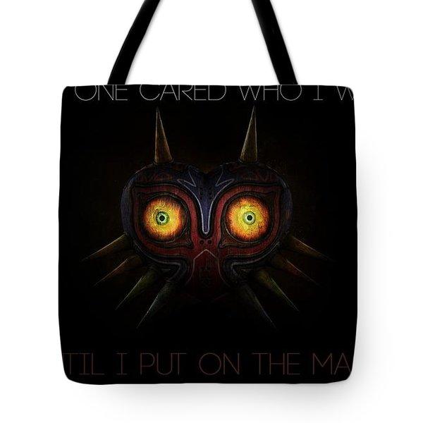 The Legend Of Zelda Majora's Mask Tote Bag
