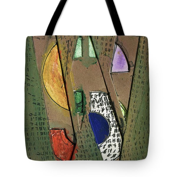 The Letter W Tote Bag