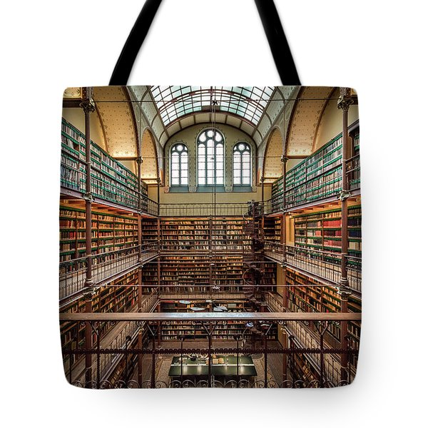The Library Tote Bag