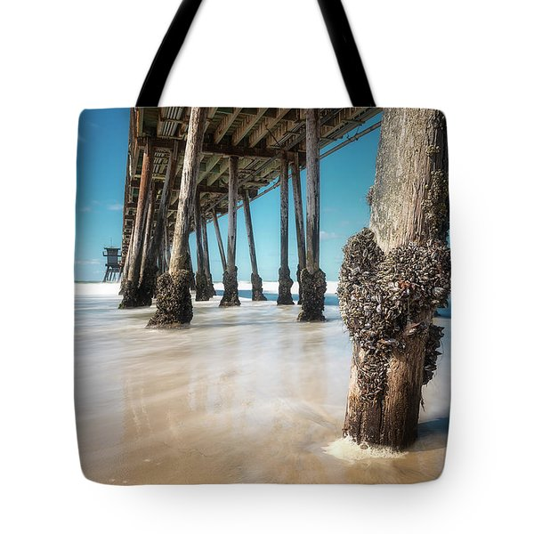 The Life Of A Barnacle Tote Bag