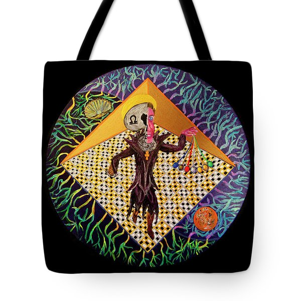 The Light Himself Tote Bag