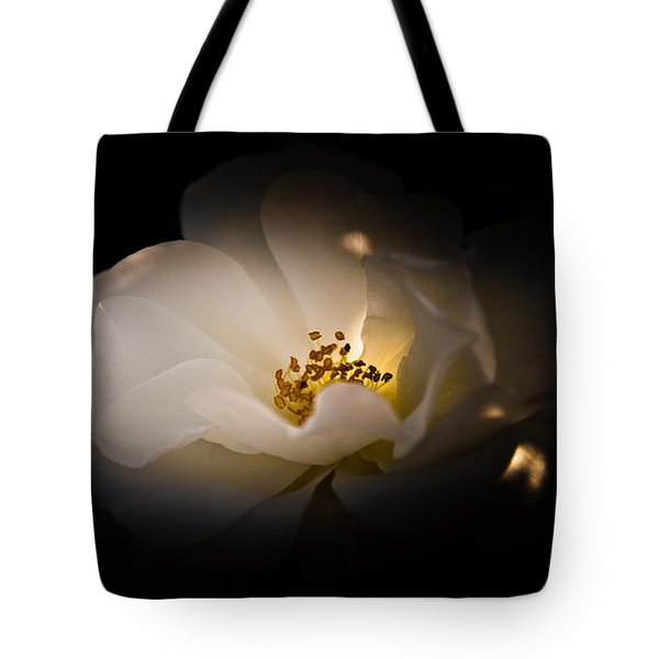 The Light Of Life Tote Bag by Loriental Photography