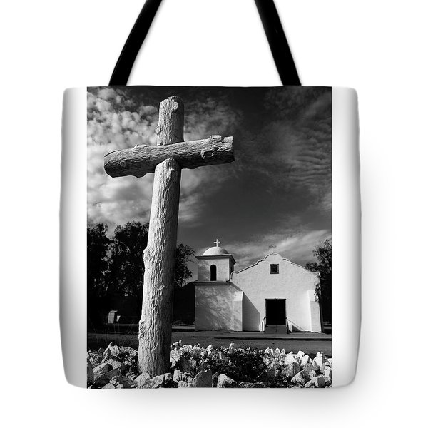 The Light Of The World Tote Bag